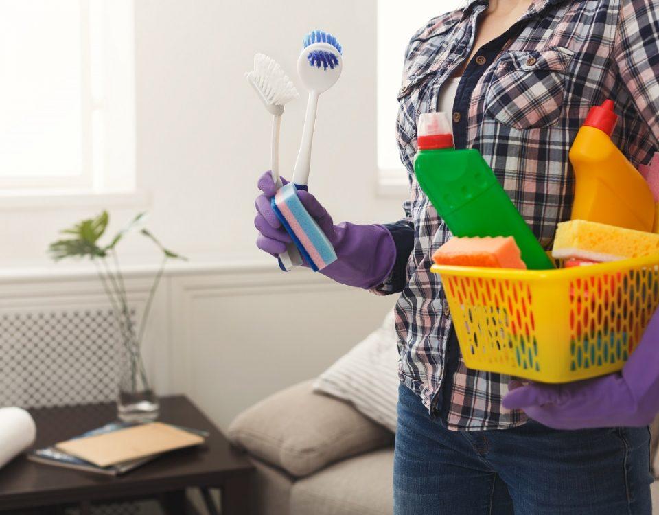 matériel de nettoyage professionnel