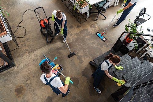 Entreprise de nettoyage à Carros